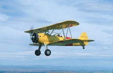 Appleton Stearman Pilot Greg Poe Boise, ID 1996 Geg Poe Airshows has reproduction rights. All other parties must have written permission for reproduction rights.
