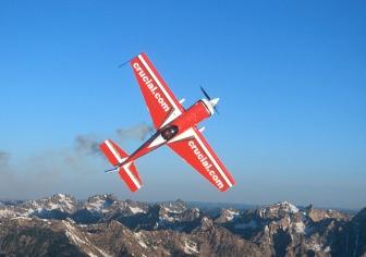 Greg Poe; Greg Poe Airshows Boise, ID 6/18/00